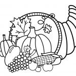Free Printable Thanksgiving Coloring Pages Printable Coloring Pages For Kids With Colorful Art Also Book Free