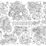 Free Printable Thanksgiving Coloring Pages Thanksgiving Coloring Pages For Adults Free Printable Thanksgiving
