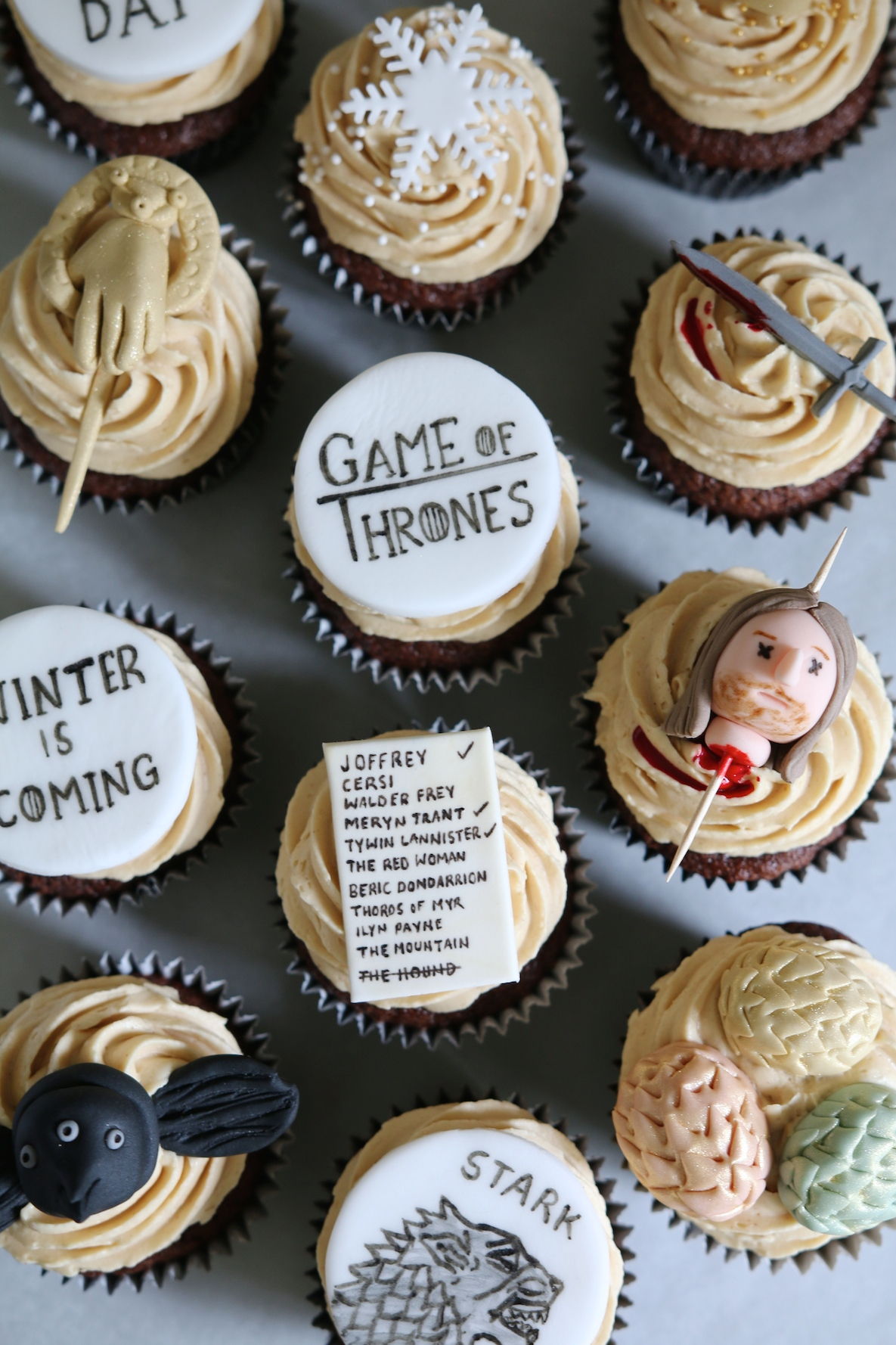 1778 In 34 Amazing Photo Of Game Thrones Birthday Cake