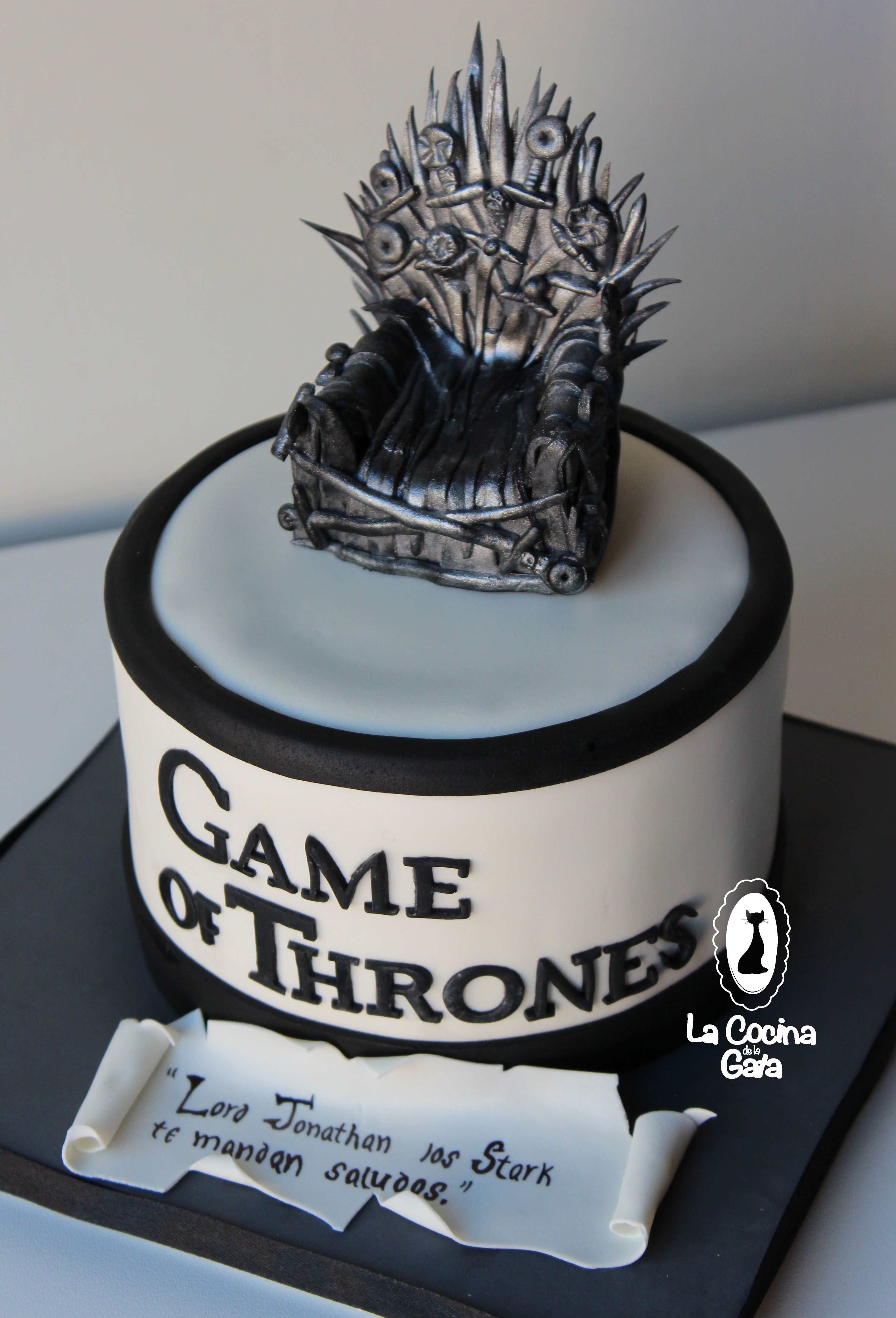 4800 In 34 Amazing Photo Of Game Thrones Birthday Cake