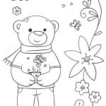 Get Well Coloring Pages Coloring Pages Get Well Soon Coloring Pages With And Grandma Page