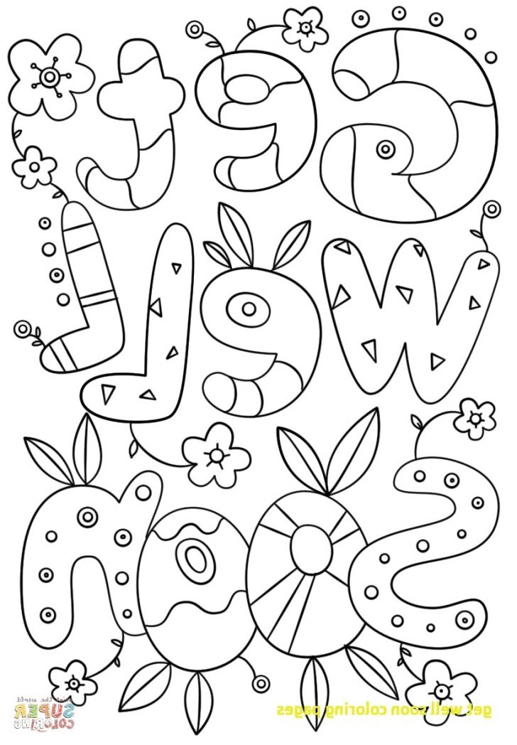 Get Well Coloring Pages Get Well Soon Coloring Pages 5h7k 28 Collection Of Free Printable