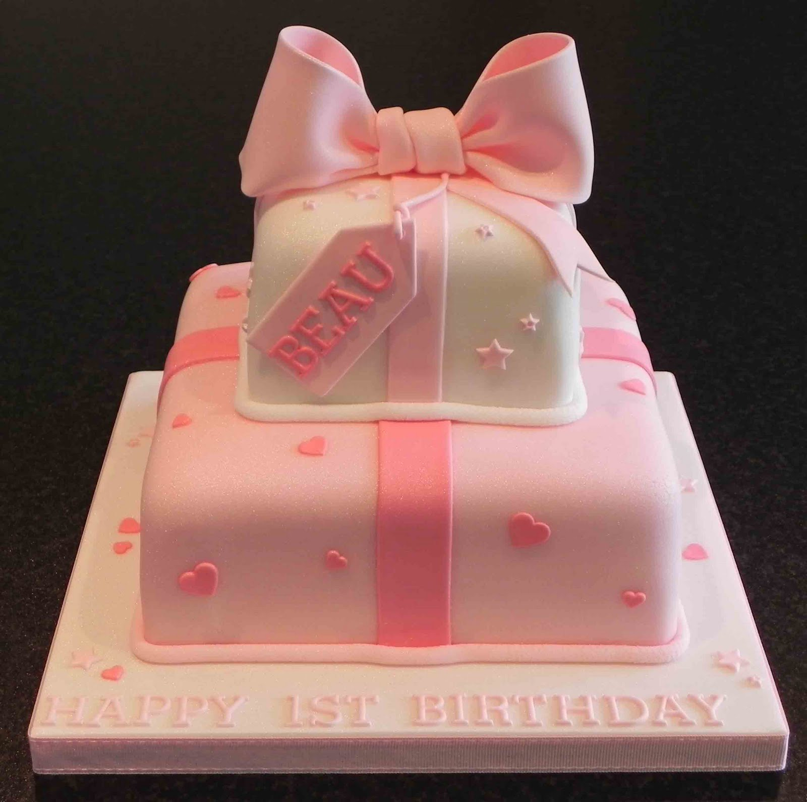 Girls Birthday Cake First Ideas 1323 Wedding Academy Creative