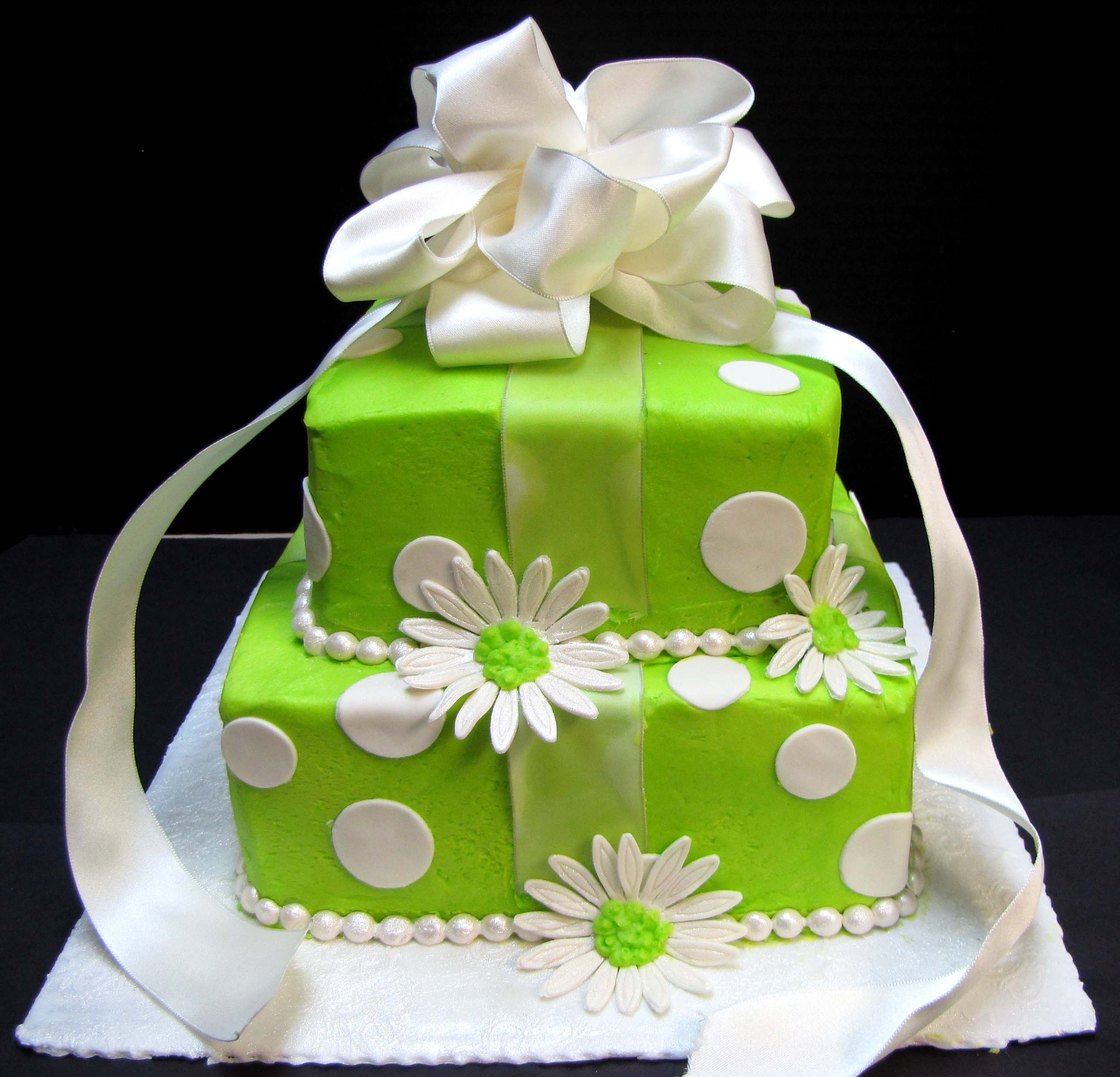35+ Awesome Image of Green Birthday Cake