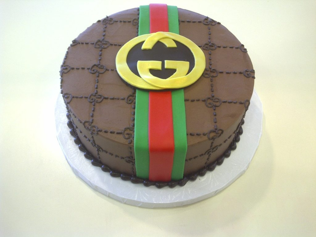 Gucci Birthday Cake 13 Fancy Birthday Cakes For Men Photo Elegant Chocolate Birthday
