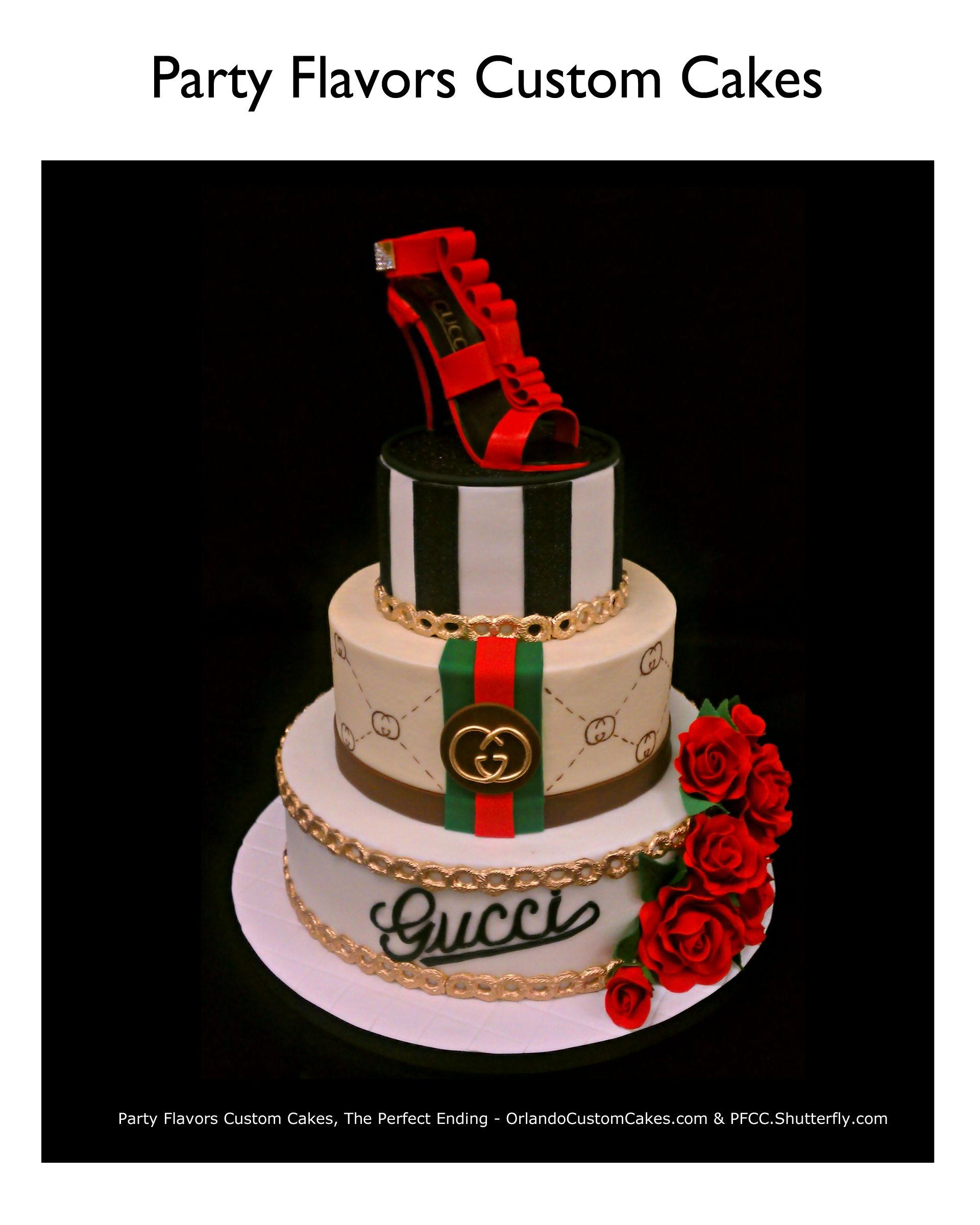Gucci Birthday Cake Gucci Buttercream Cake Designers Birthday Cake Pinterest Gucci