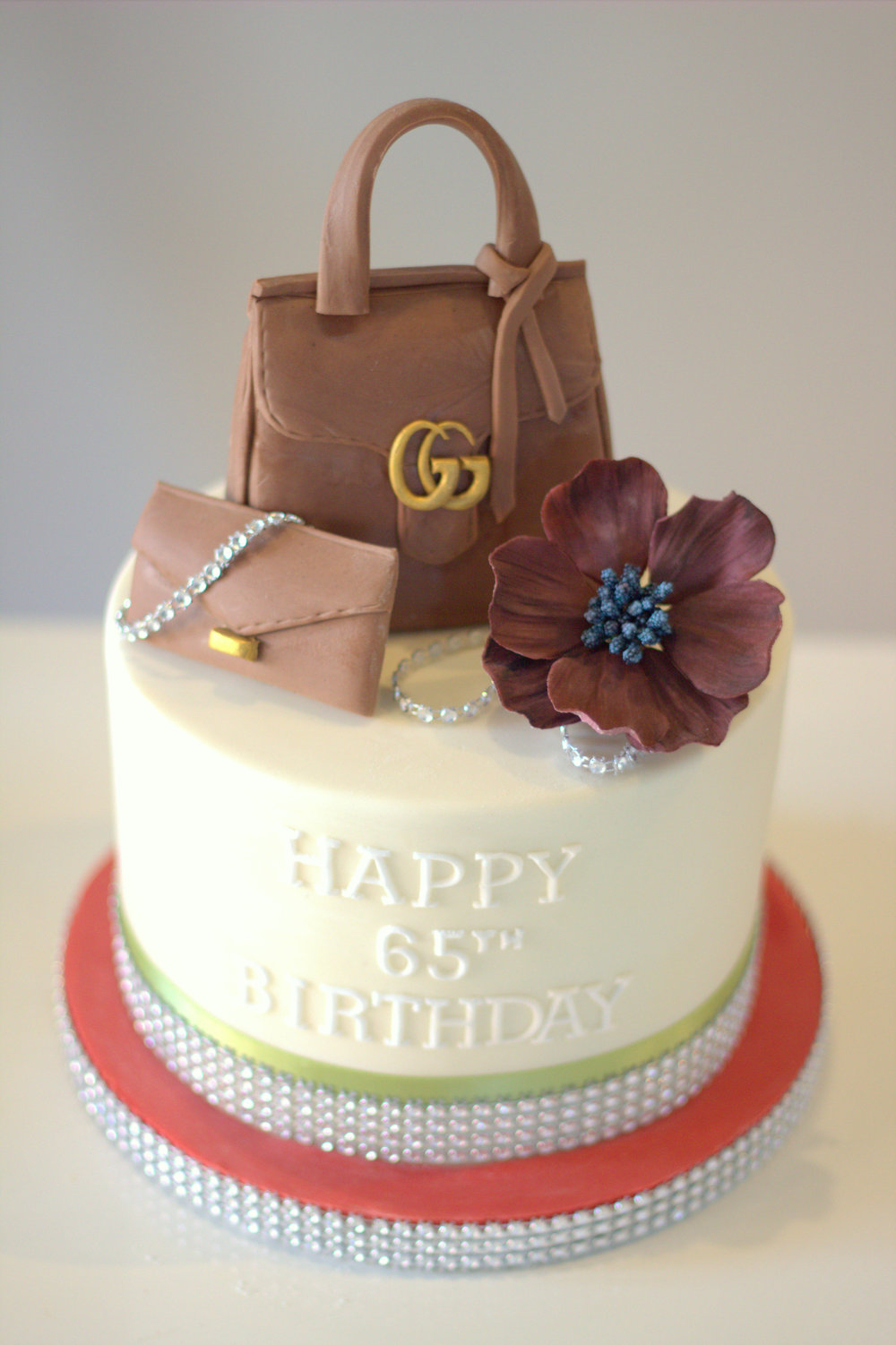 Gucci Birthday Cake Jaw Dropping Celebration Cakes Surrey