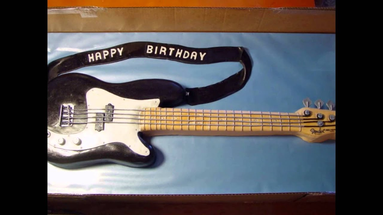 Guitar Birthday Cake Guitar Birthday Cakes For Musicians Httpdirectoryonnet