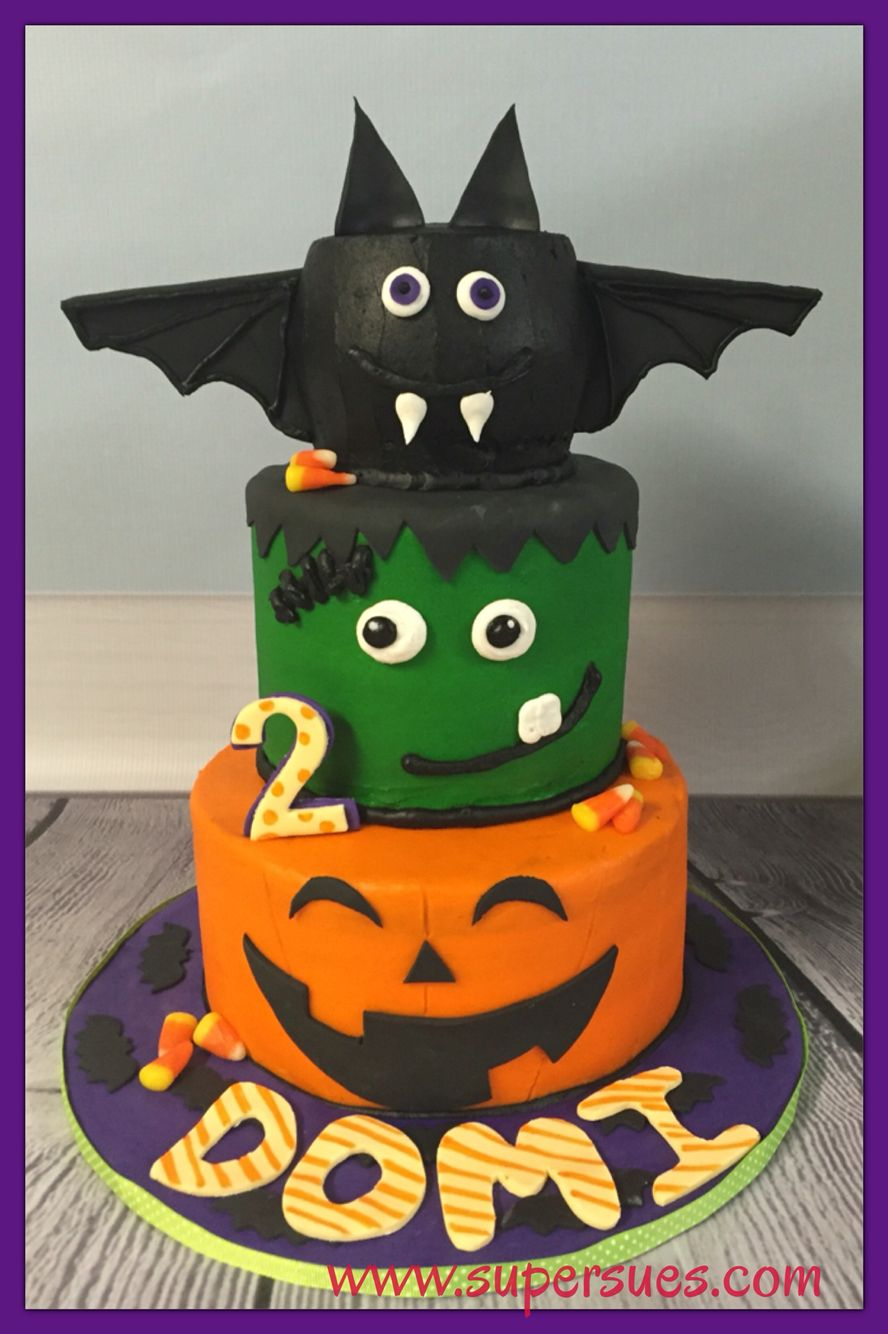 888 X 1334 In 25 Pretty Photo Of Halloween Birthday Cake Ideas
