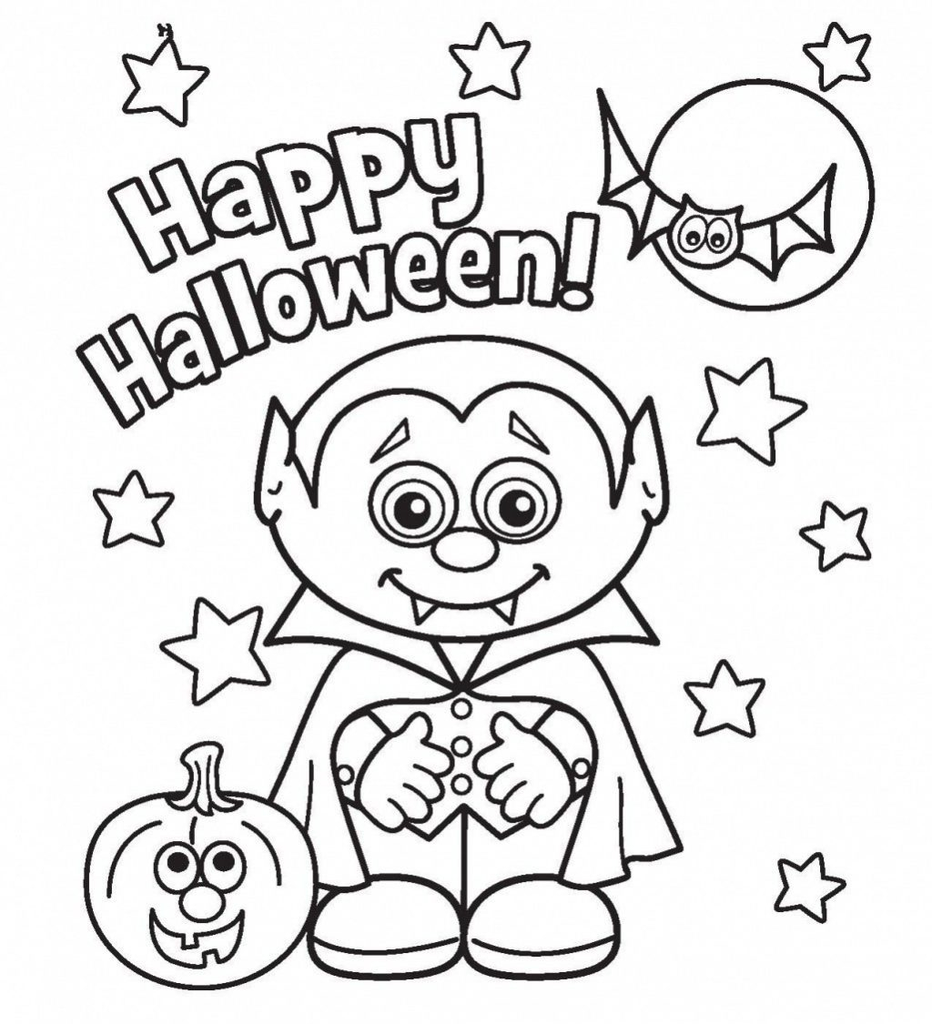 Halloween Coloring Pages Printable Coloring Page Kids Halloween Coloring Pages Pdf Lovely Printable