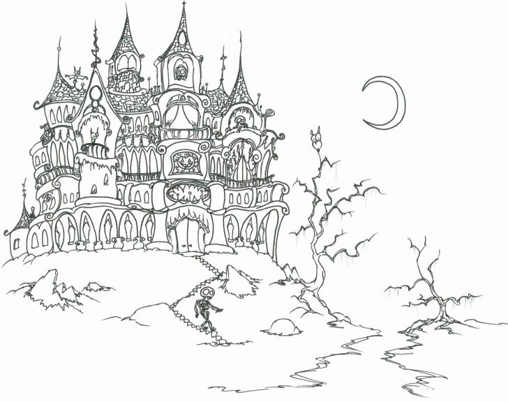 Halloween Coloring Pages Printable Halloween Coloring Sheets Printable Unique Adult Vampire Coloring