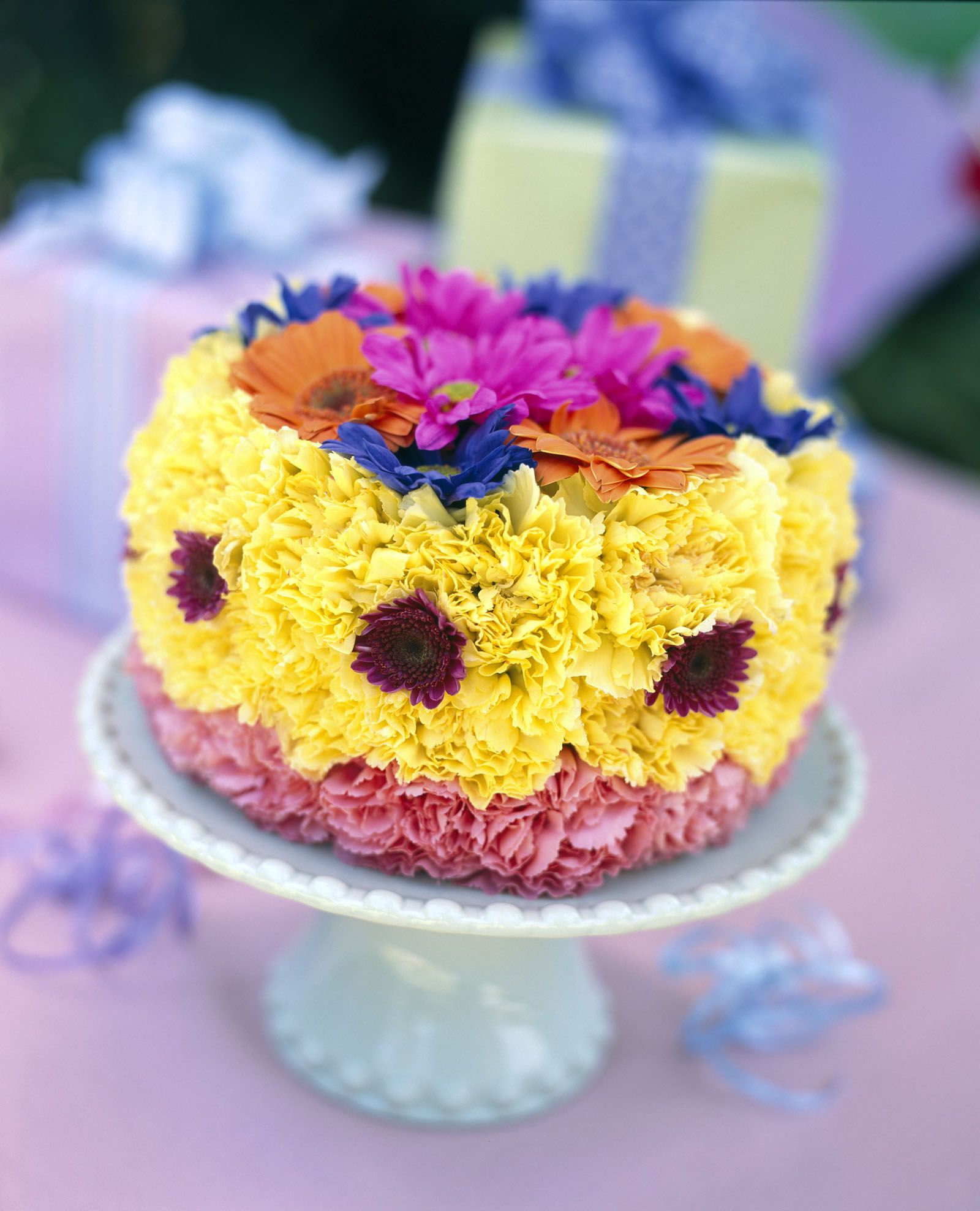 Happy Birthday Cake And Flowers Images Happy Birthday Michelle I Baked You A Birthday Cake Flower