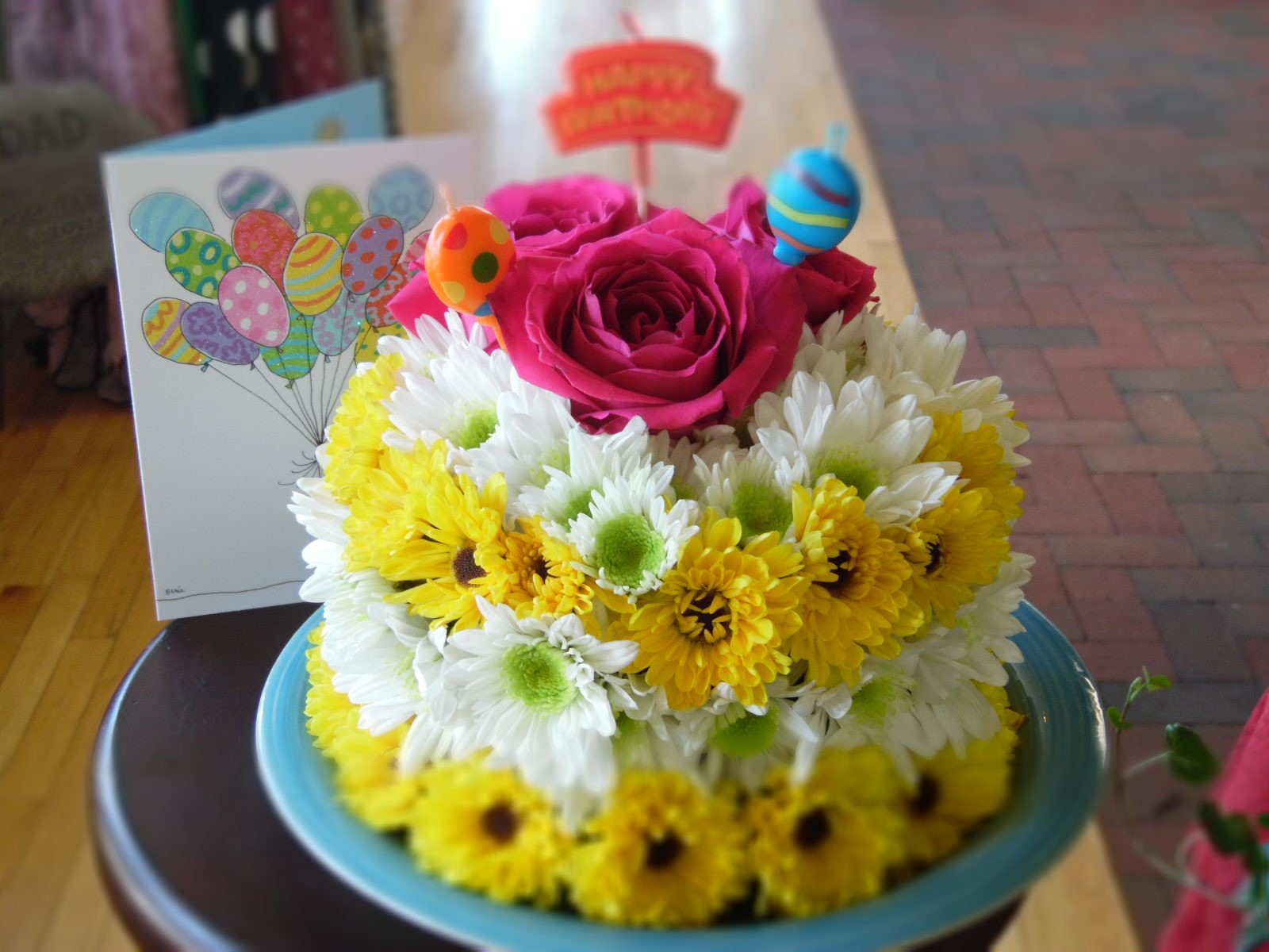 Happy Birthday Cake And Flowers Images Happy Happy Birthday Cake In Leavenworth Ks Leavenworth Floral