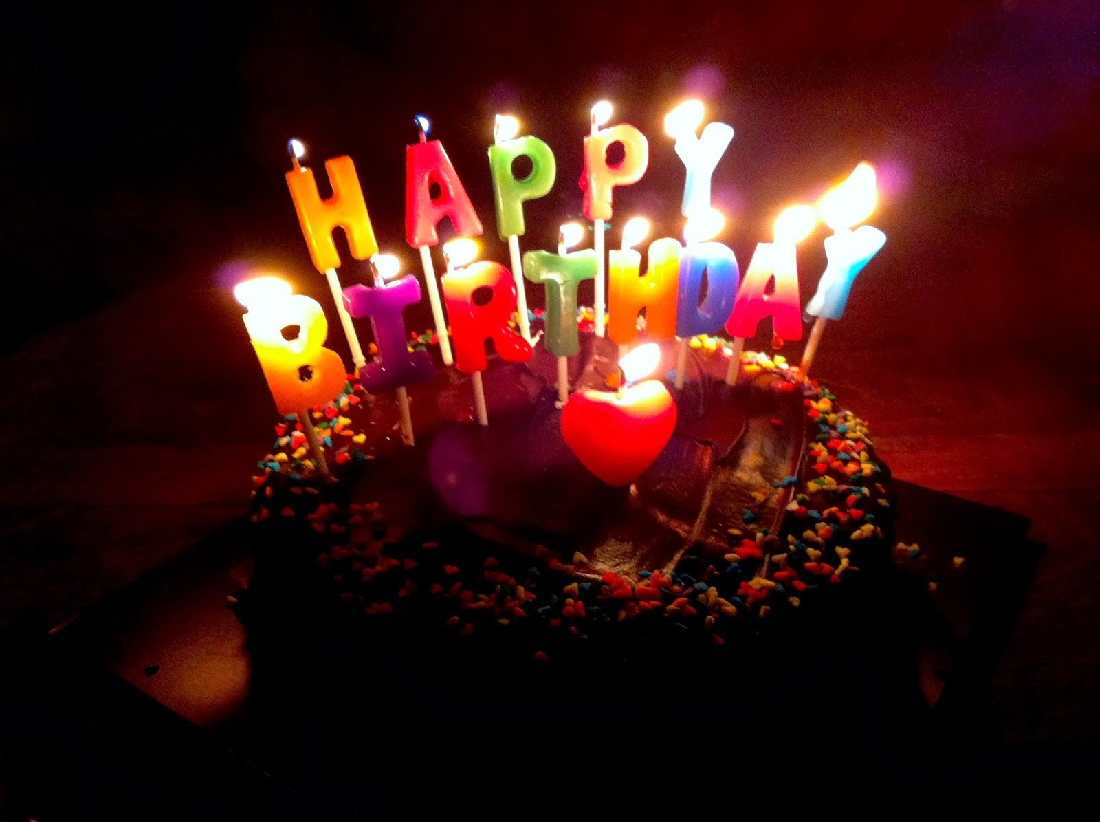 Happy Birthday Cake With Candles Birthday Cake Candle Ideas For Birthdays Pinterest Happy