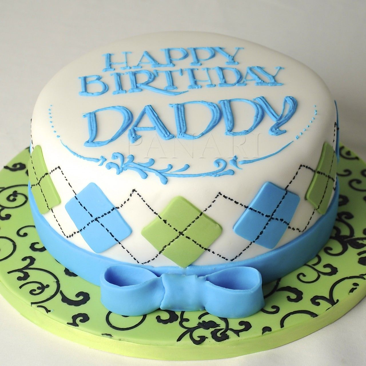 Happy Birthday Cakes For Him Happy Birthday Daddy Cakes In 2019 Cake