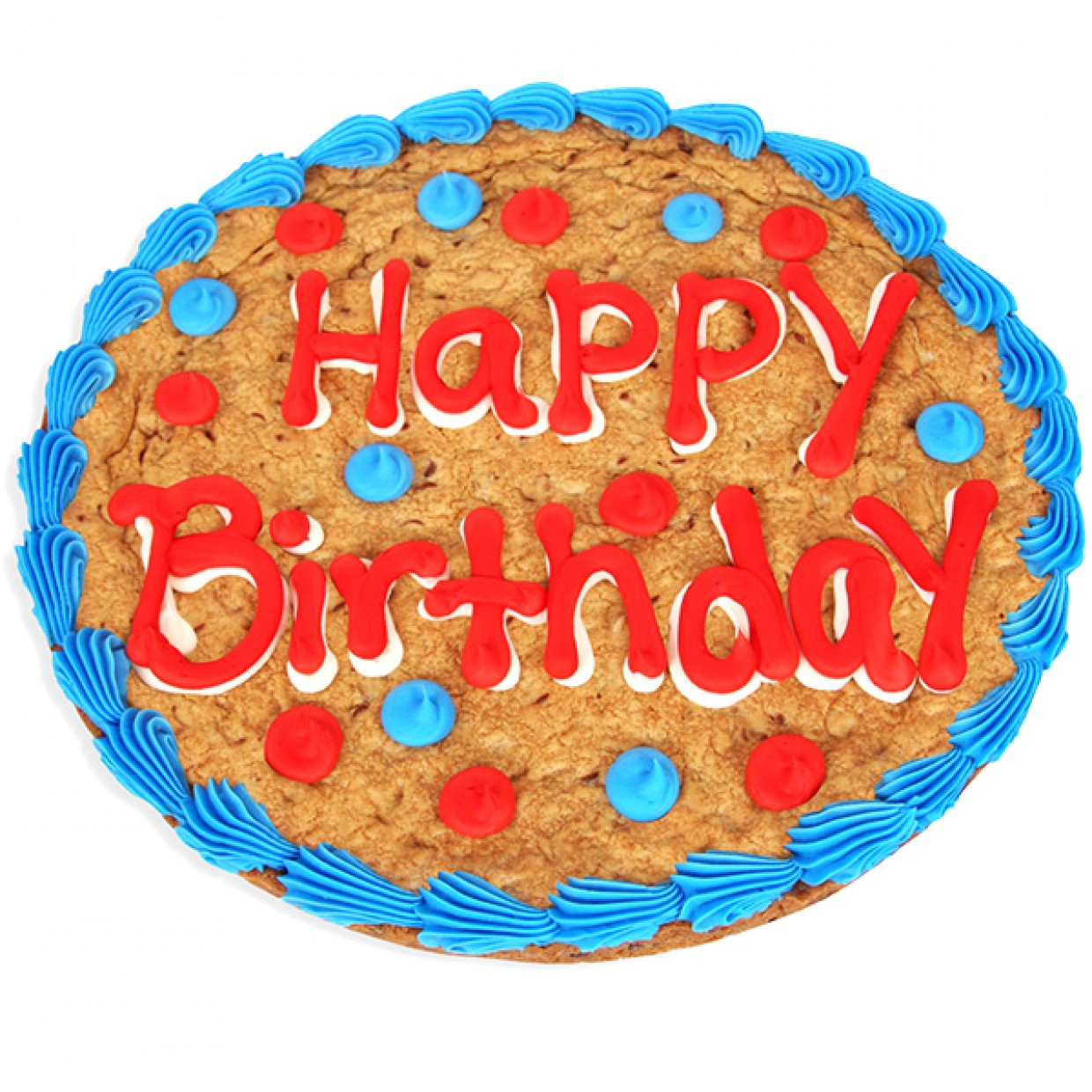 Happy Birthday Cookie Cake Happy Birthday Cookie Cake Best Reference Gift Ideas Party Decor