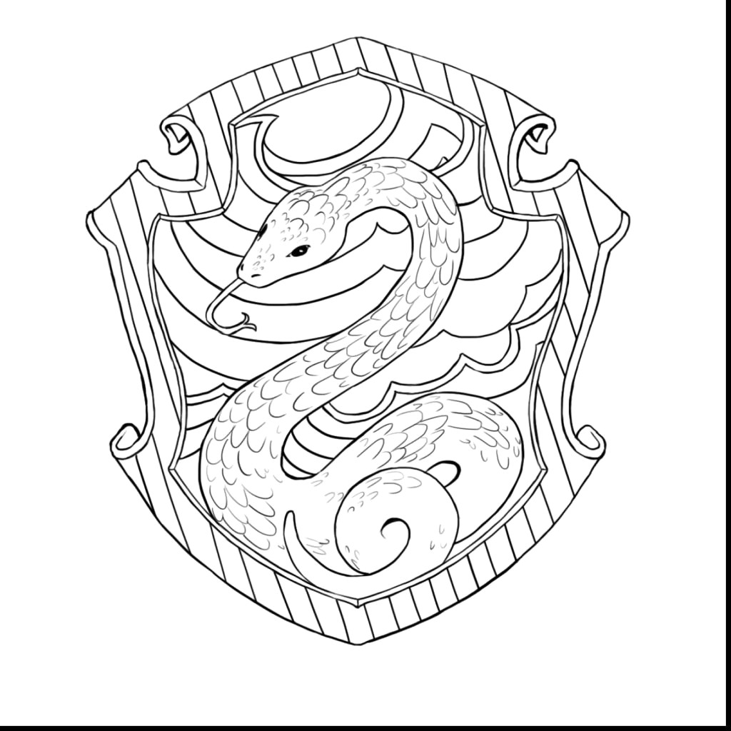 Harry Potter Coloring Pages Breakthrough Harry Potter Coloring Pages Hogwarts Unsurpassed Houses