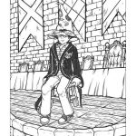 Harry Potter Coloring Pages Harry Potter Coloring Pages Hellokids