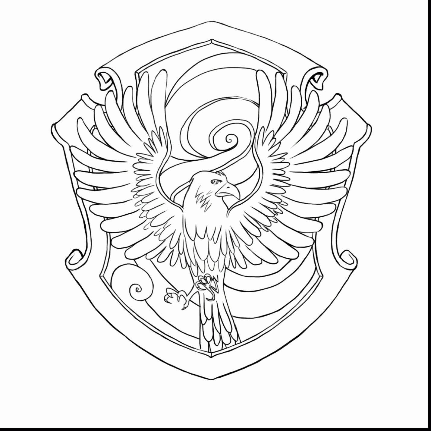Harry Potter Coloring Pages Harry Potter Coloring Pages New Attractive Phoenix Coloring Pages