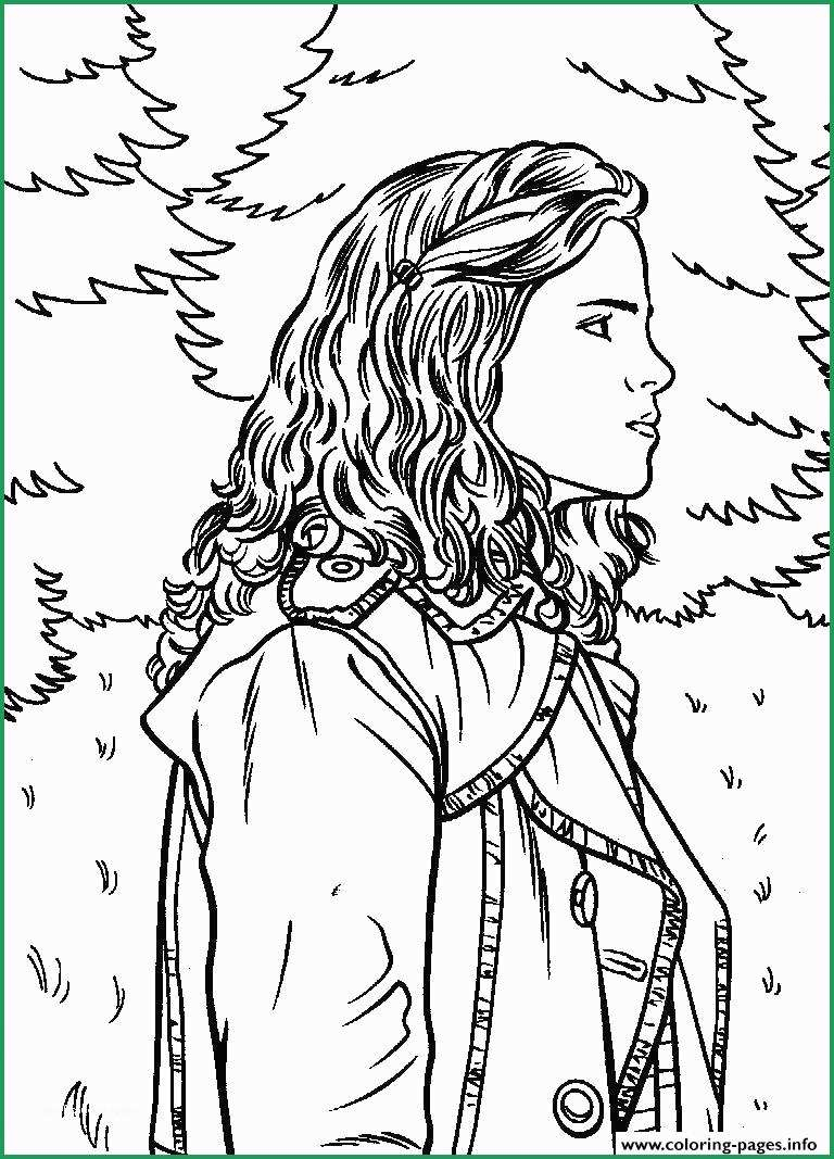 Harry Potter Coloring Pages Harry Potter Coloring Pages Pdf Beautiful Harry Potters Hermione
