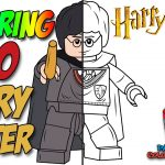 Harry Potter Coloring Pages Lego Harry Potter Coloring Pages Unusual Best Coloring Ideas