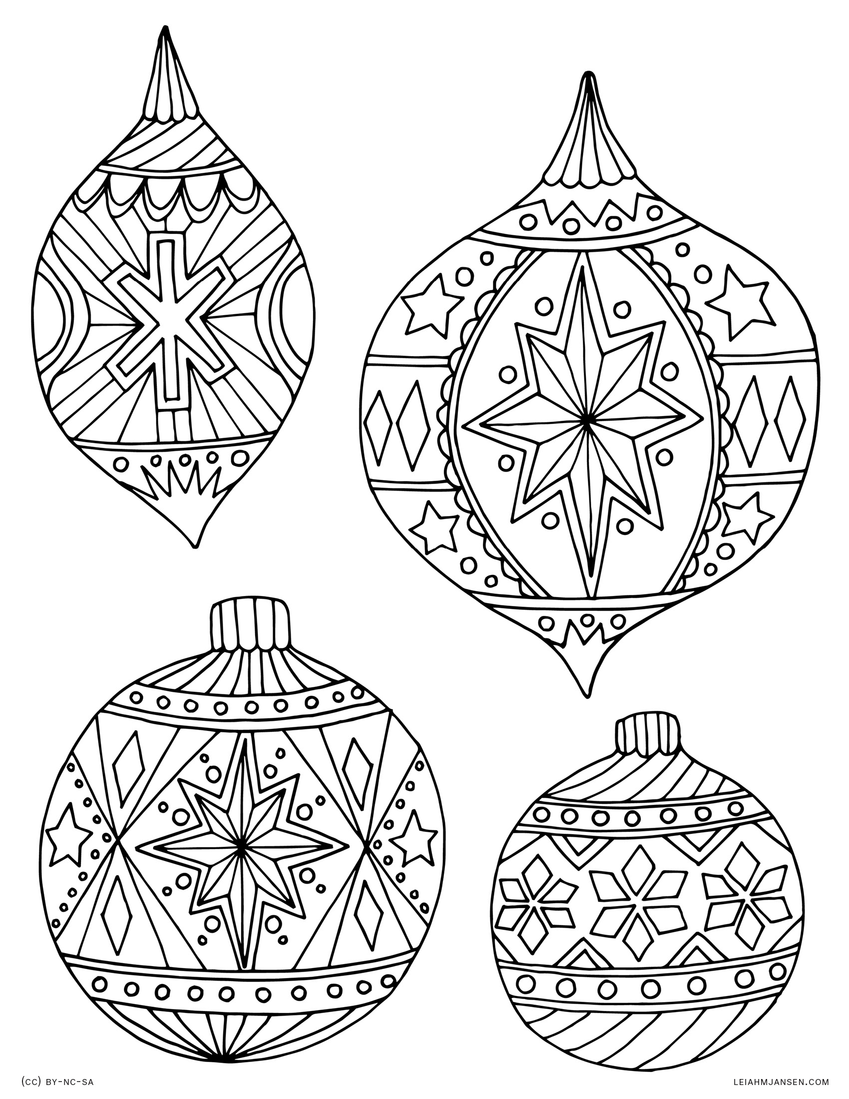 30+ Creative Image of Holiday Coloring Pages