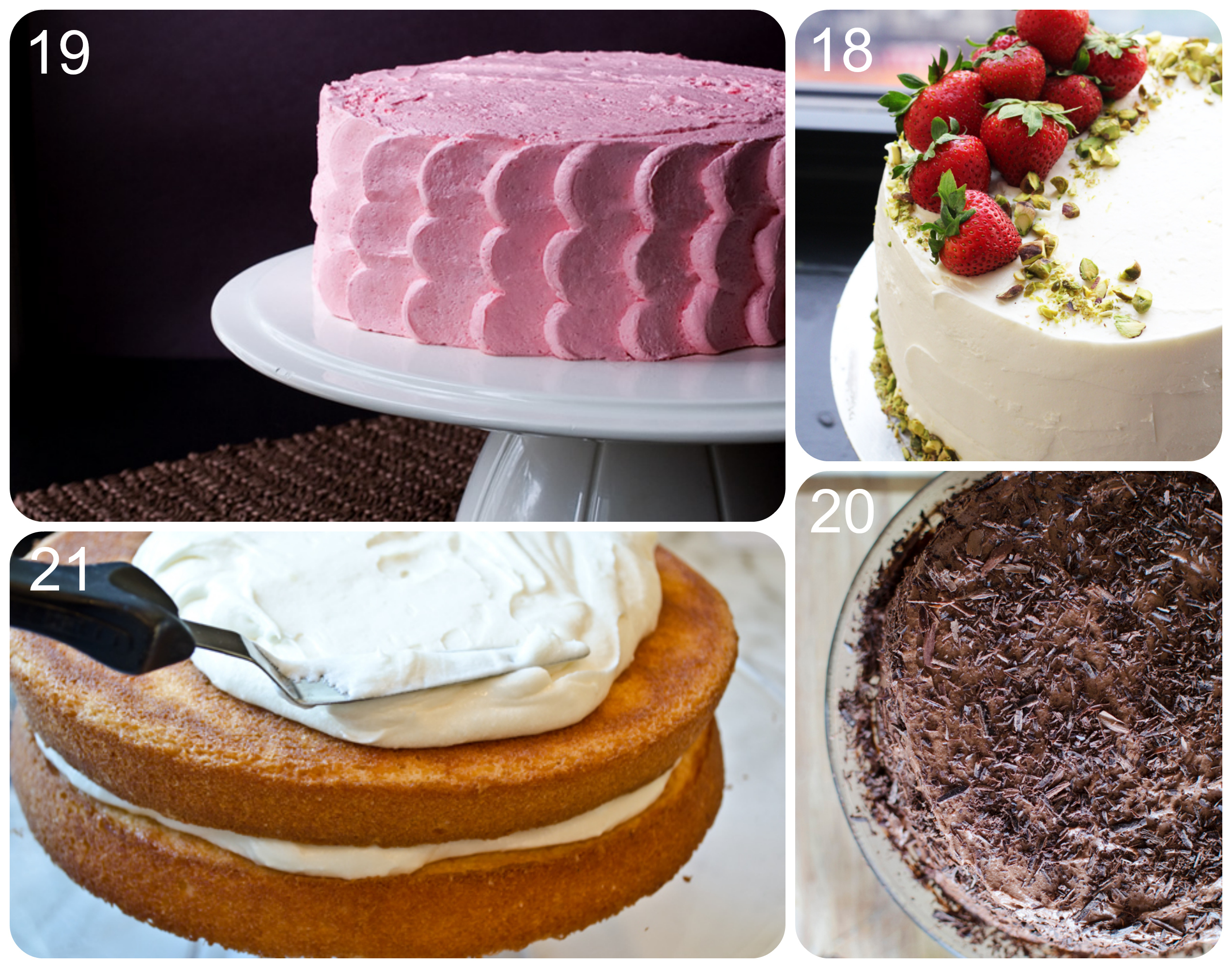 Homemade Birthday Cake Recipes The Best 52 Kitchen Adventures