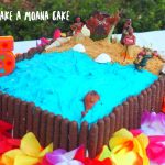 How To Make Birthday Cake How To Make A Moana Birthday Cake The Annoyed Thyroid