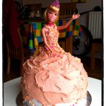 How To Make Birthday Cake How To Make A Princess Birthday Cake From Scratch Kidmunication