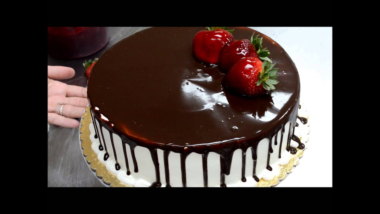 How To Make Birthday Cake How To Make Birthday Cake Less Then 2min Fruit And Chololate