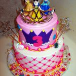 How To Make Birthday Cake How To Make Disney Princess Birthday Cakes Disney Princess