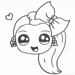 Jojo Siwa Coloring Pages Jojo Siwa Coloring Pages In Black And White Luxury Dragon Free Page