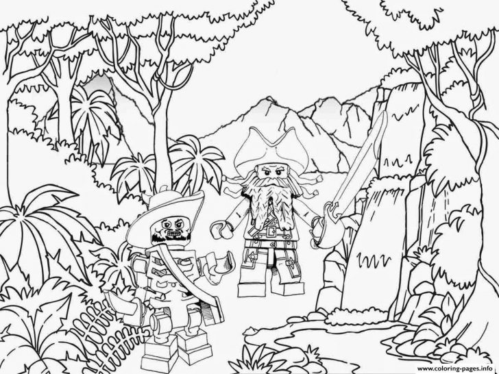 Jungle Coloring Pages Lego Jungle Coloring Pages 2019 Open Coloring Pages