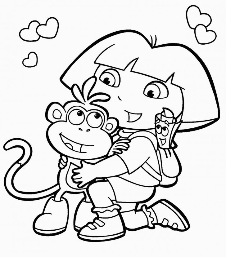 Kid Coloring Pages Best Free Printable Coloring Pages For Kids And Teens For Childrens