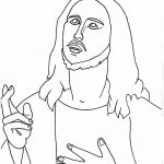 Kid Coloring Pages Free Printable Jesus Coloring Pages For Kids