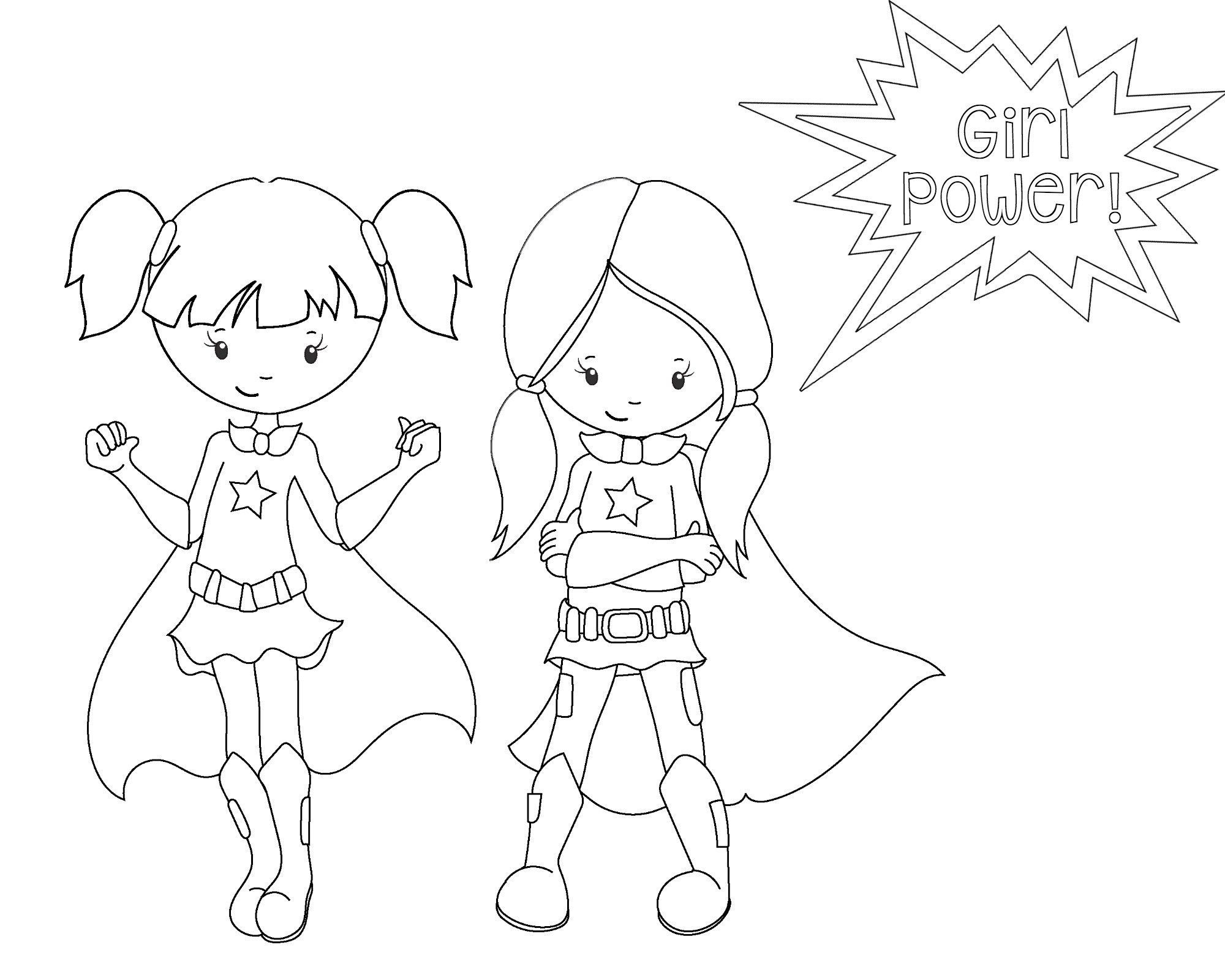 Kid Coloring Pages Free Printable Superhero Coloring Sheets For Kids Crazy Little