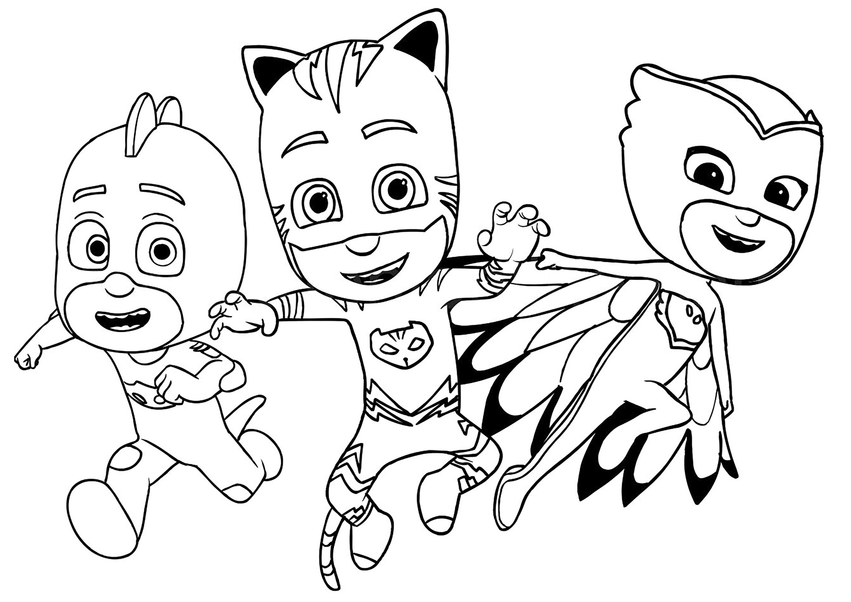 30+ Inspired Picture of Kid Coloring Pages