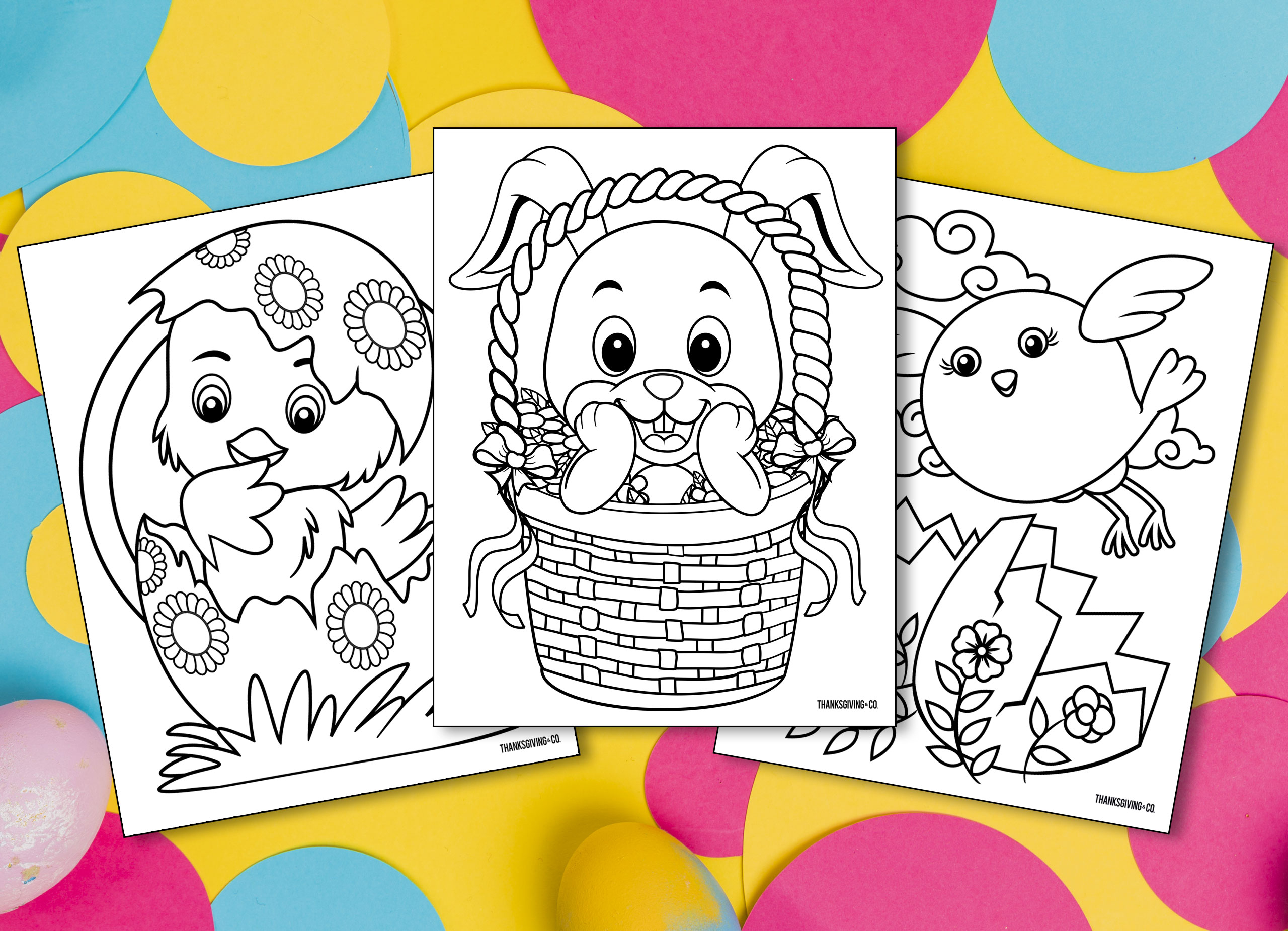 Kids Color Pages 8 Free Printable Easter Coloring Pages Your Kids Will Love