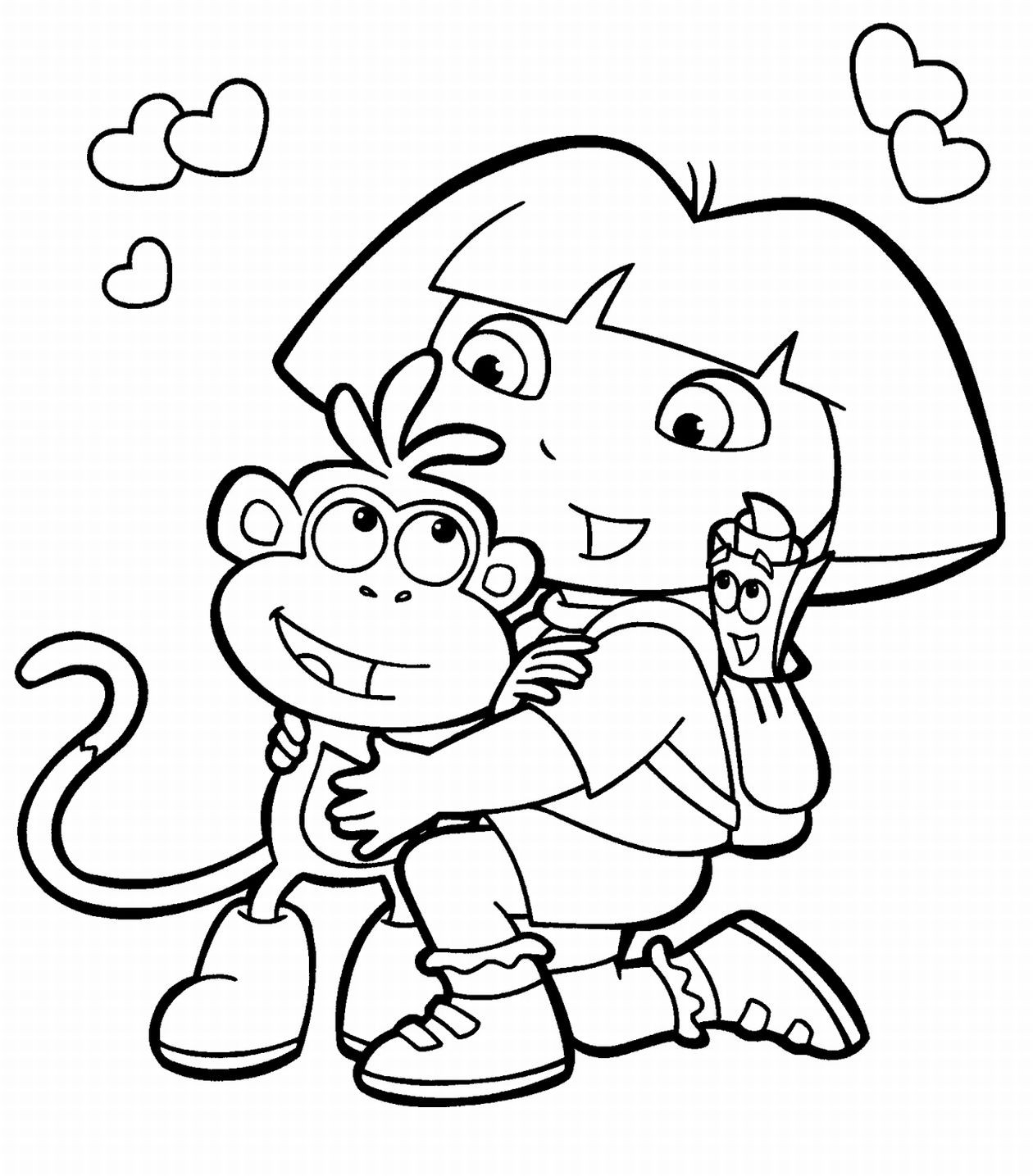 Kids Color Pages Best Free Printable Coloring Pages For Kids And Teens Pata Sauti