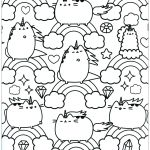 Kids Color Pages Pusheen To Color For Kids Pusheen Kids Coloring Pages
