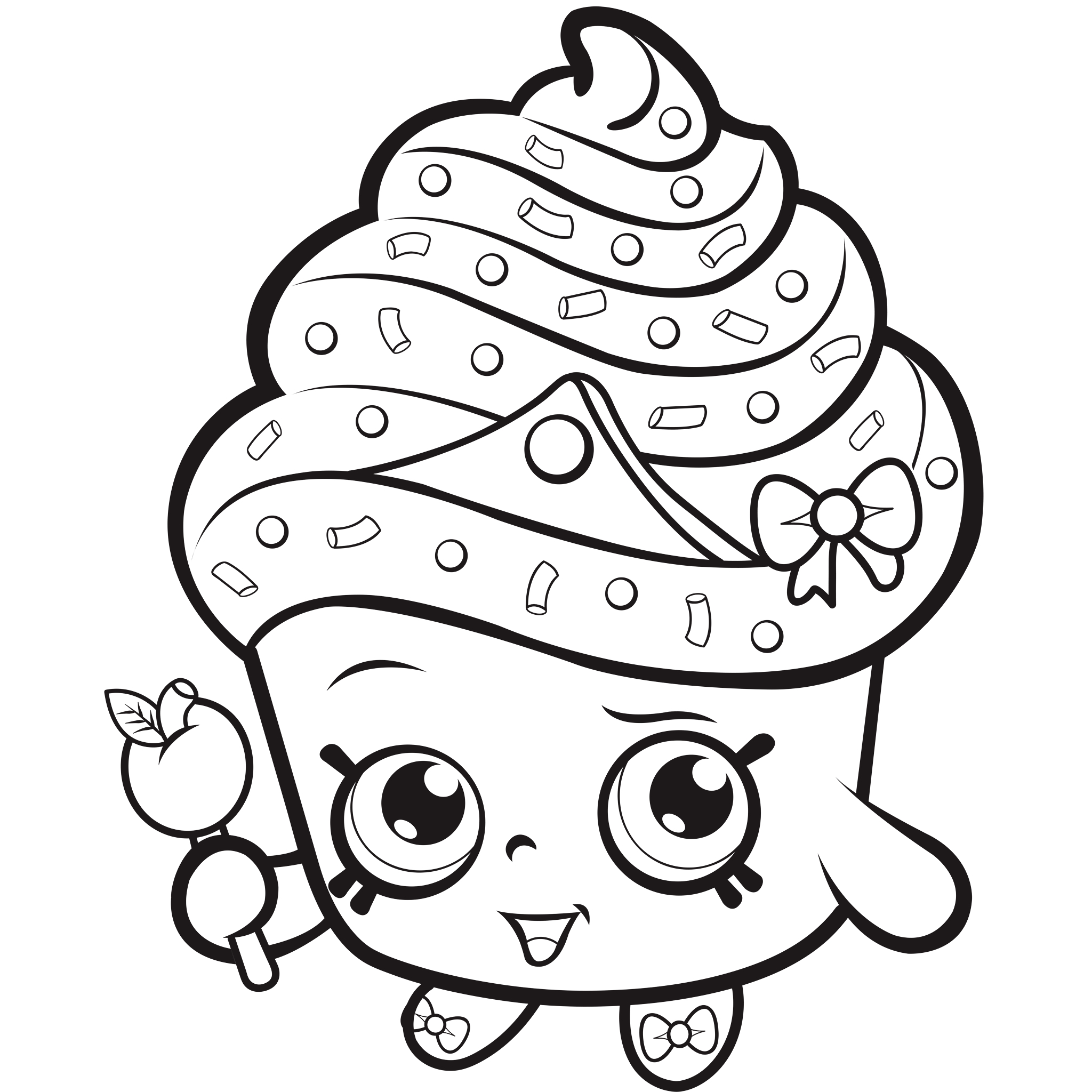 Kids Color Pages Shopkins Coloring Pages Best Coloring Pages For Kids