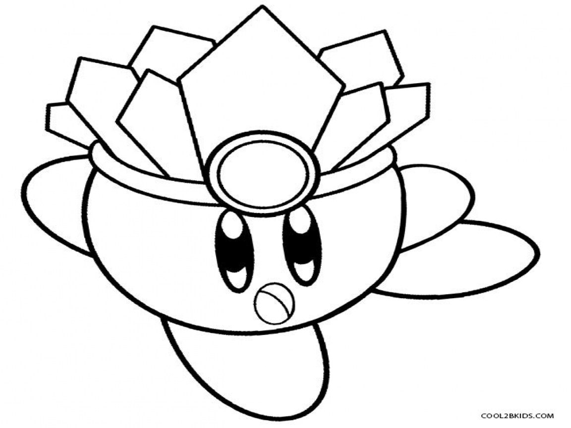 25+ Pretty Image of Kirby Coloring Pages - albanysinsanity.com