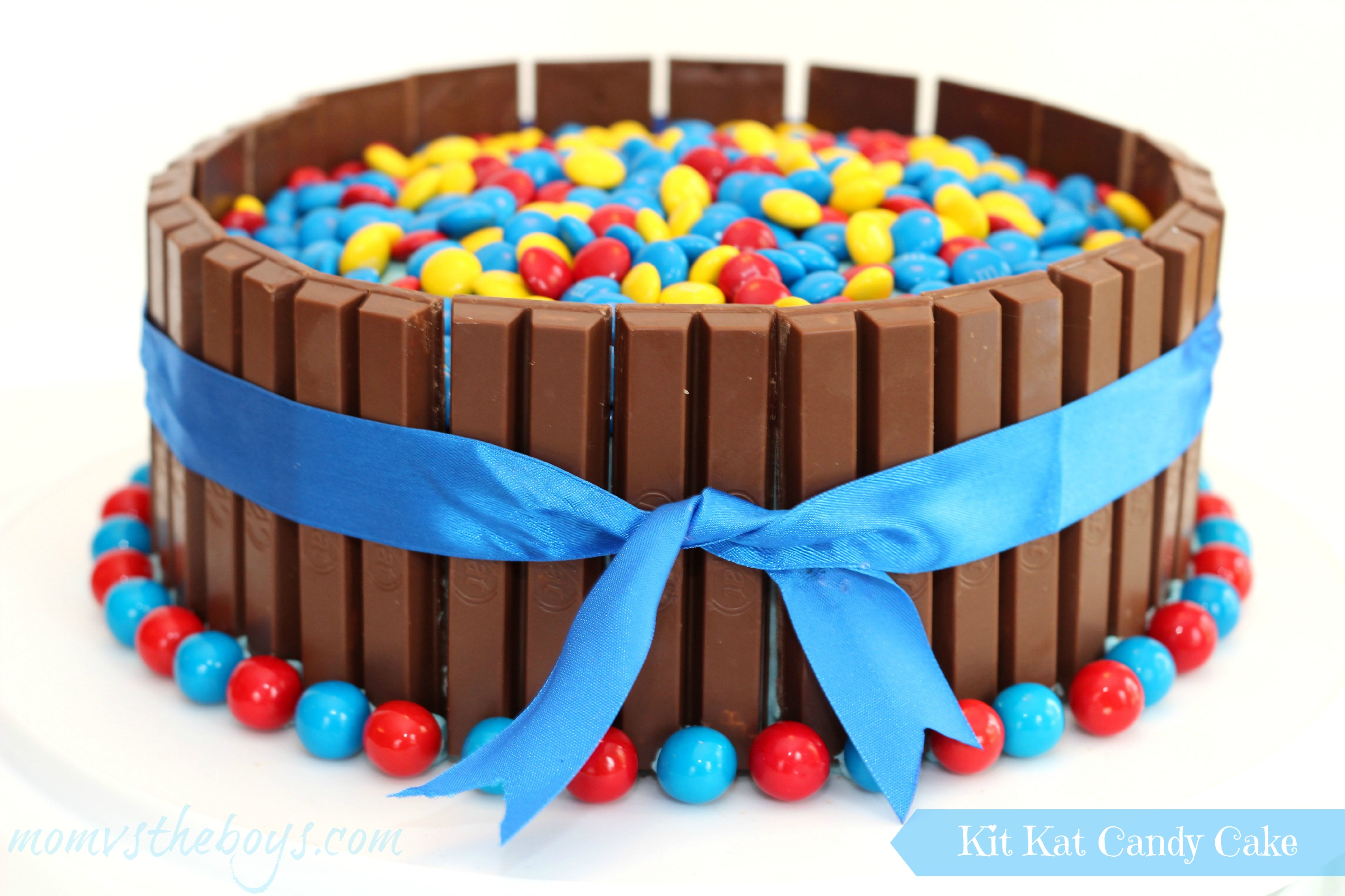 25+ Pretty Photo of Kit Kat Birthday Cake