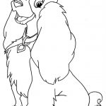 Lady And The Tramp Coloring Pages Best Of Lady And The Tramp Coloring Pages Free Printable Coloring