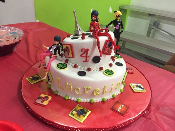 Ladybug Birthday Cake Miraculous Ladybug Birthday Cake Marlyns Party Ideas Birthday