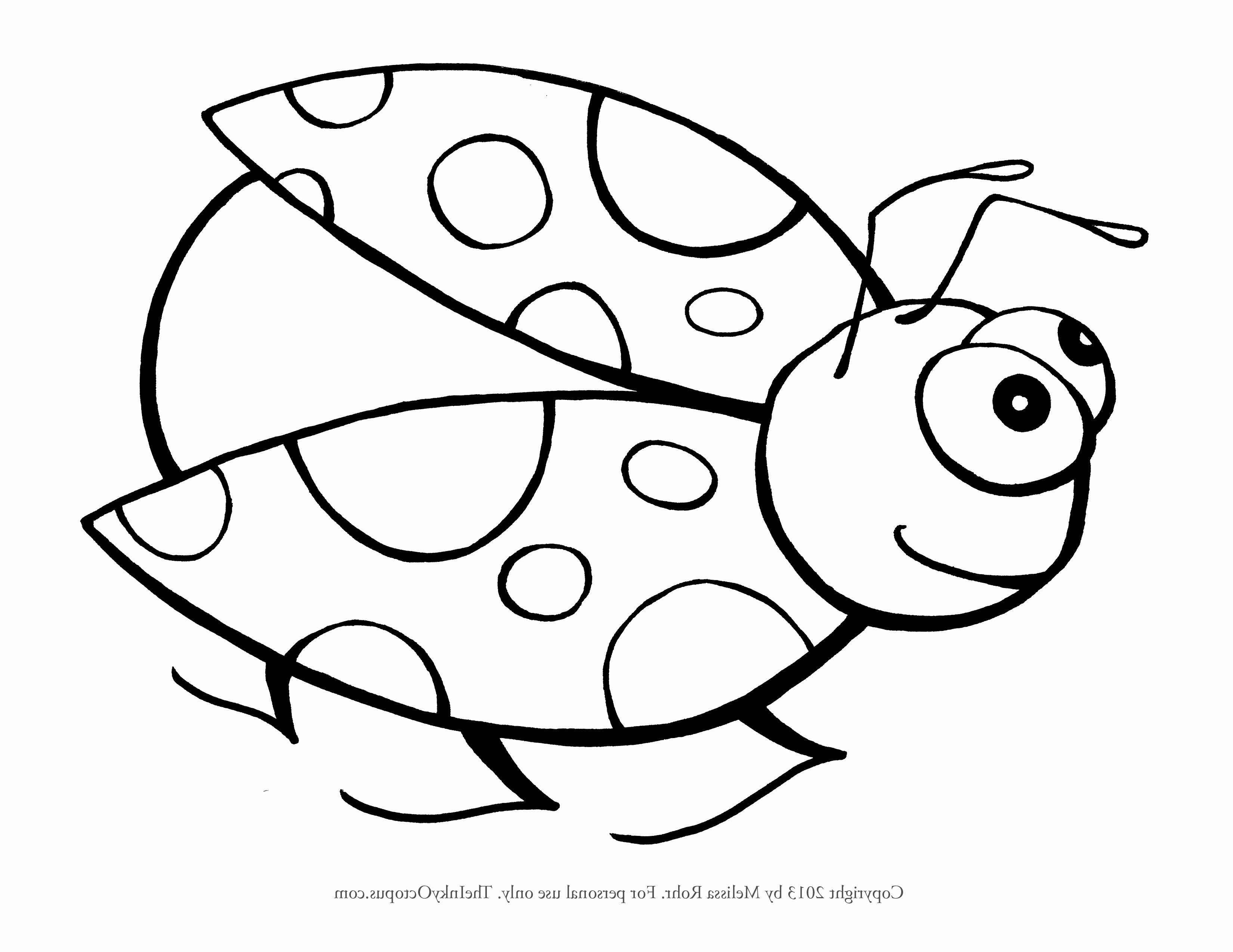 Ladybug Coloring Page Best Ladybug Coloring Sheets Design Ideas The Grouchy Pages 5