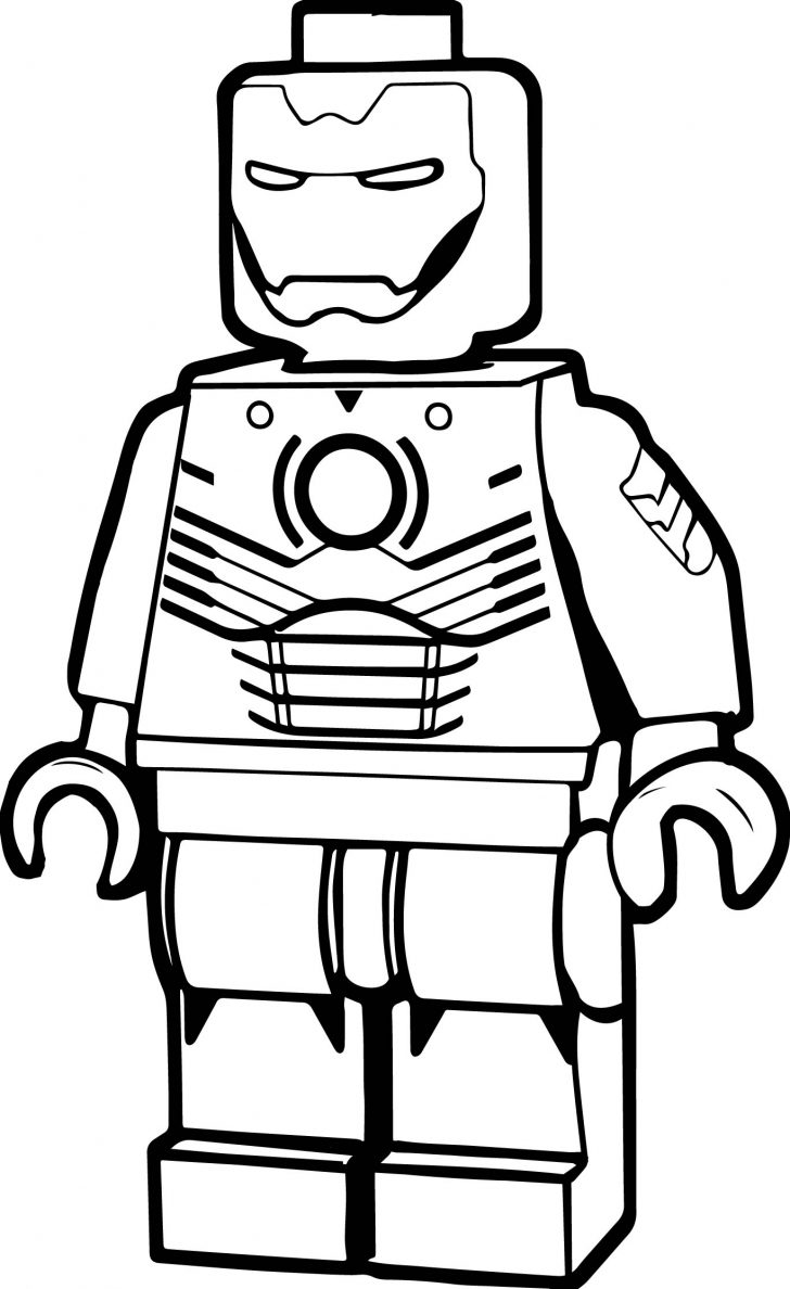 Lego Coloring Pages Lego Coloring Pages Free Download Best Lego Coloring Pages On