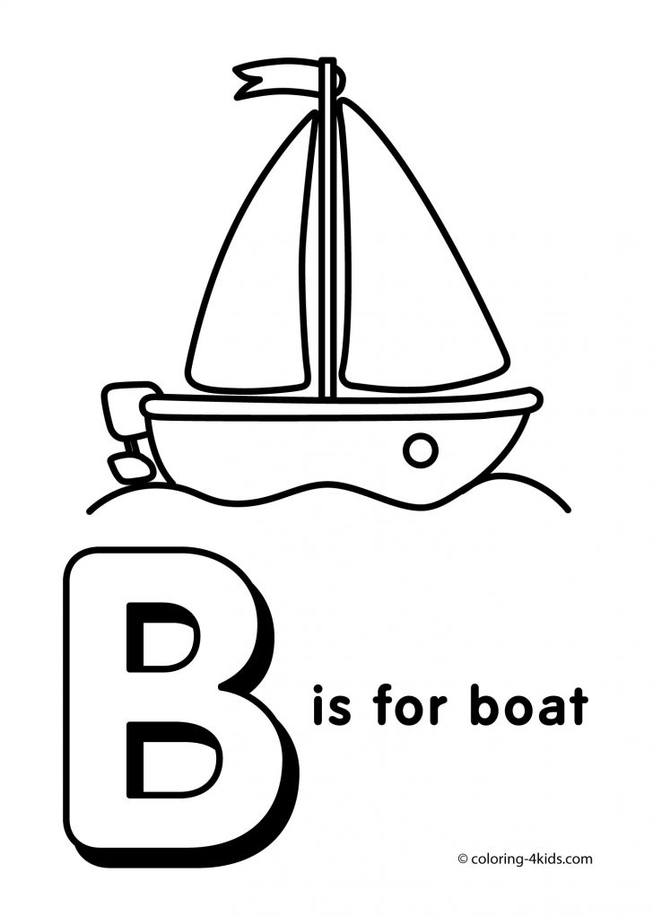 Letter B Coloring Pages Letter B Butterfly Coloring Page Inspirationa Letter B Coloring Page