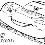 Lightning Mcqueen Coloring Pages Lightning Mcqueen Coloring Pages Printable Coloringstar