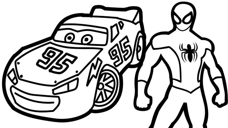 Lightning Mcqueen Coloring Pages Lightning Mcqueen Printable Coloring Pages Best Of Cars Movie To